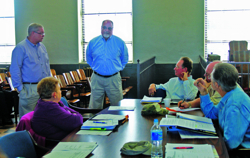 County gets landfill news | landfill, solid waste