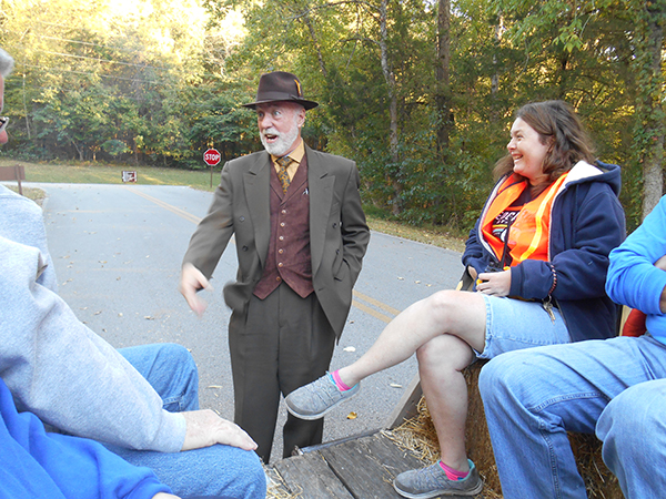 Public Defender Melton to play outlaw during History Hayride
