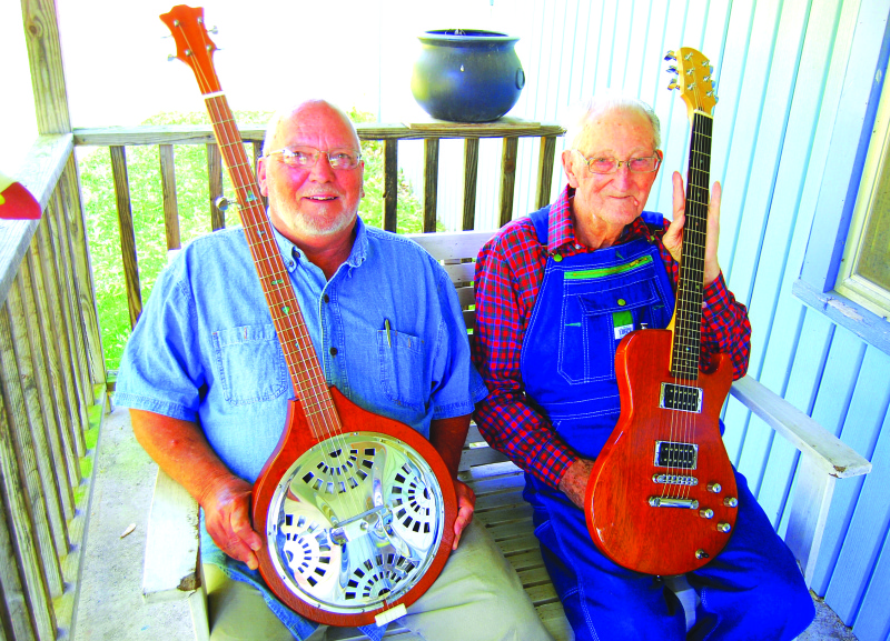 Making beautiful music together | Ken Beck, guitar makers, Reeds