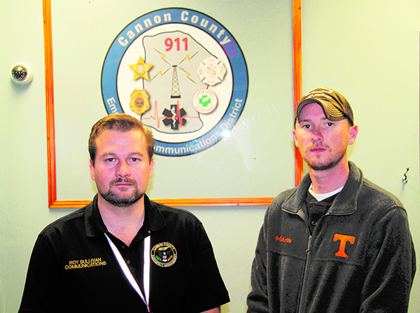 Sullivan named Cannon County EMA director