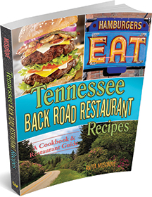 Blue Porch featured in new book | backwoods recipe book