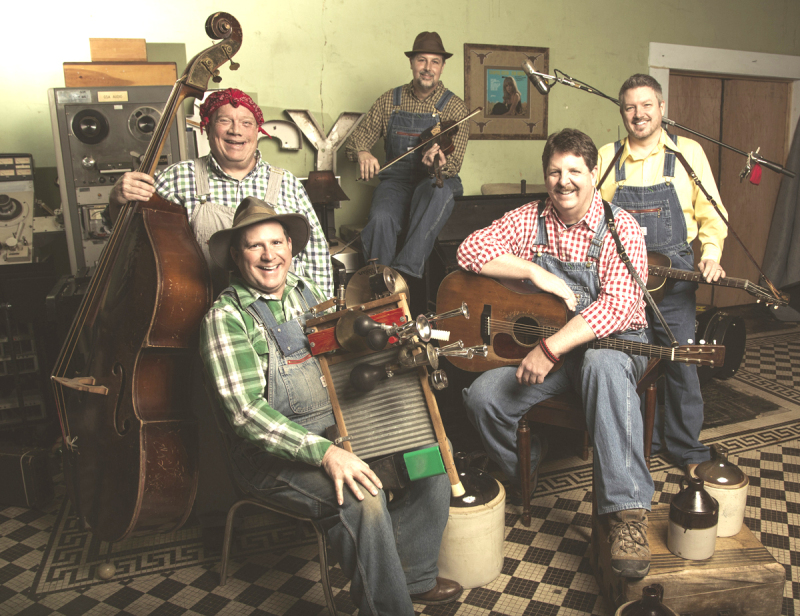 TN Mafia Jug Band headed to Woodbury