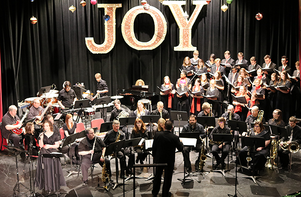 Motlow music department to present holiday concerts in December