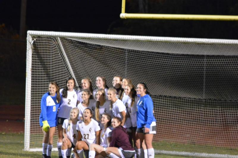Girls Soccer Team Heads To Championship Thursday