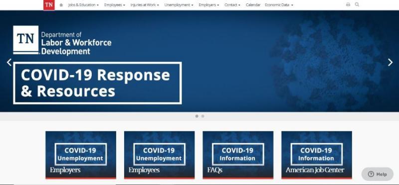 COVID-19 Unemployment Resources