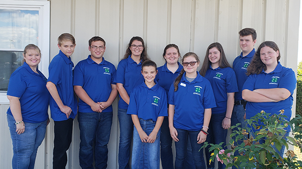 Cannon County 4-H Poultry Judging