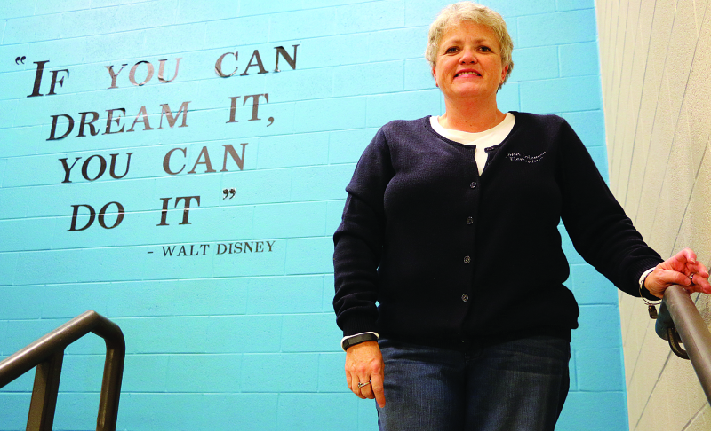 Cannon County native Ann Haley fights cancer, opens new school