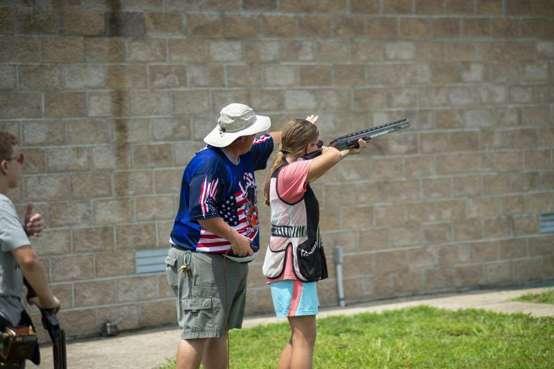 Youth Invited to Try The Shotgun Shooting Sports For Free