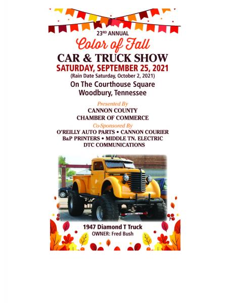 Courthouse Closed Saturday For Car and Truck Show