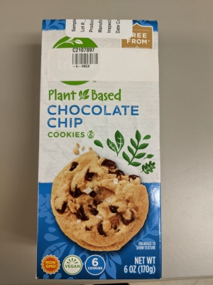Recall Issued On Cookies