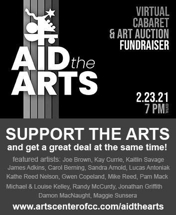 Aid The Arts Facebook Event For Arts Center Of Cannon County Tonight