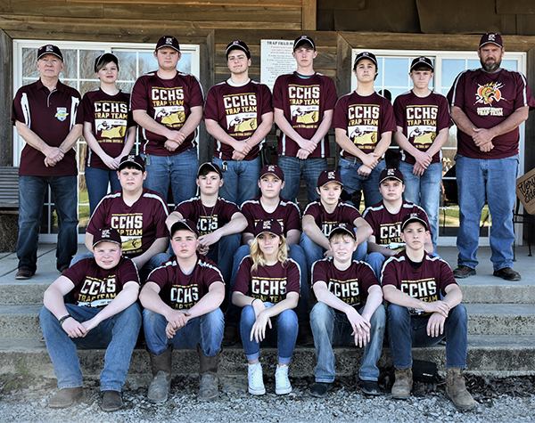 Trap teams prepare for regional, state competitions