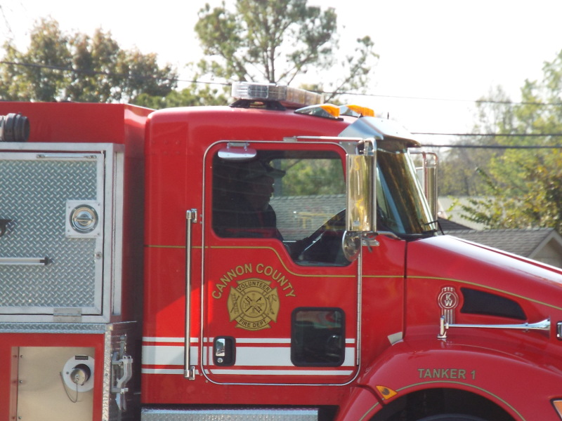 Cannon County Fire Department receives Josh Cellars $5,000 training grants