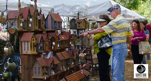 28th Annual White Oak Craft Fair this weekend