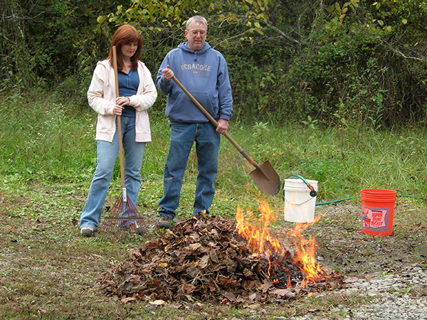 Burn permits required starting Oct. 15