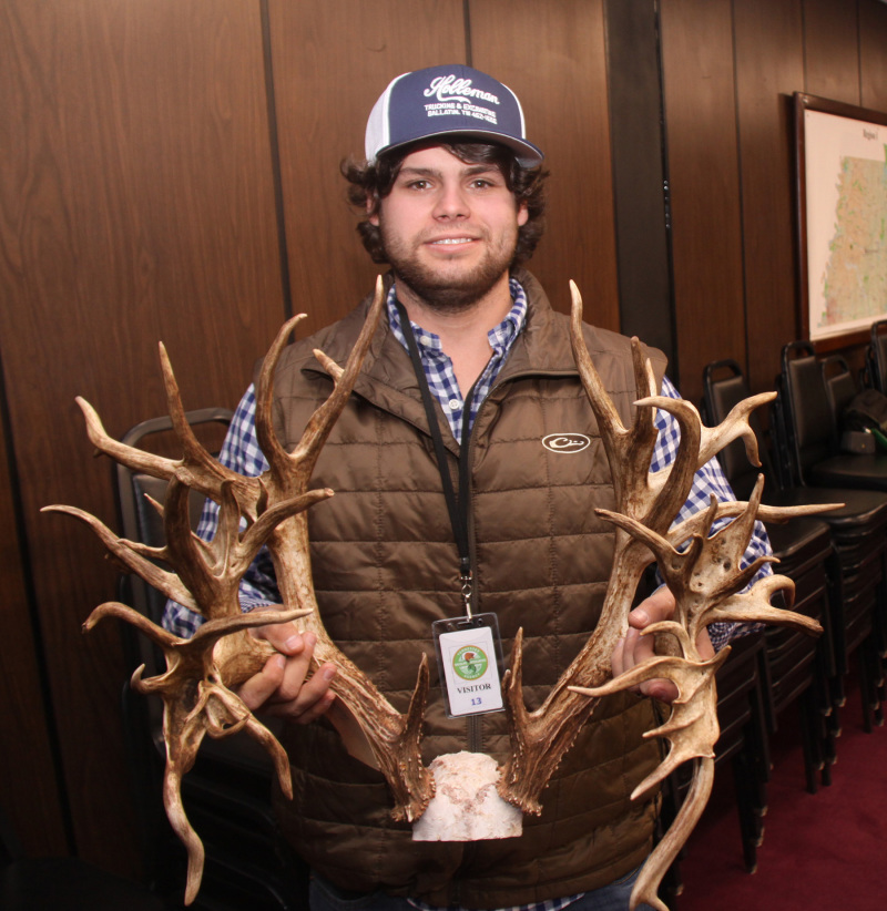 World's record pending for non-typical deer