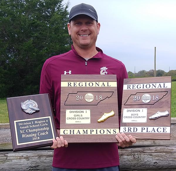 Girls win Regional; Elrod top coach