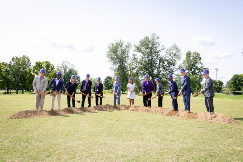 Tennessee Tech Breaks Ground On $62M Engineering Building
