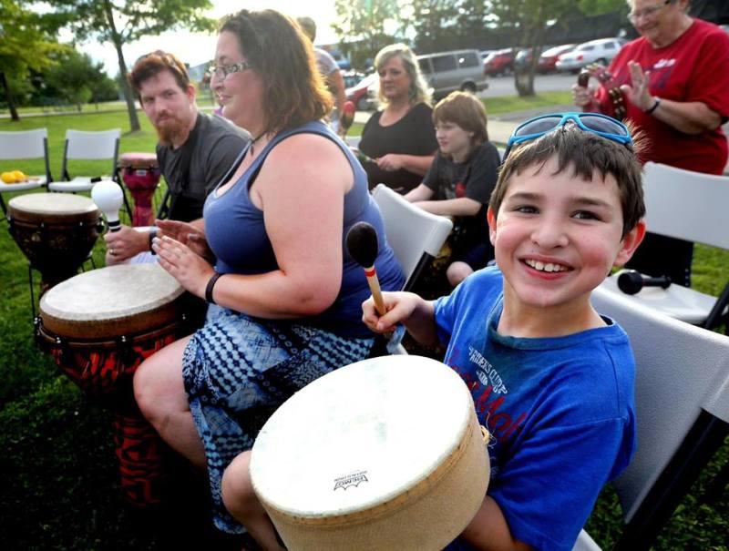 Celebrate Spring with Murfreesboro Drumming Community