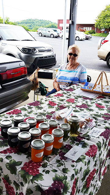Cannon County Farmers Market