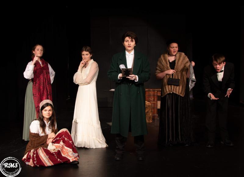 Area Arts: Millenium Rep Company Opens Theater Season In Manchester