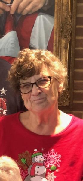 Patsy Ann Hindman