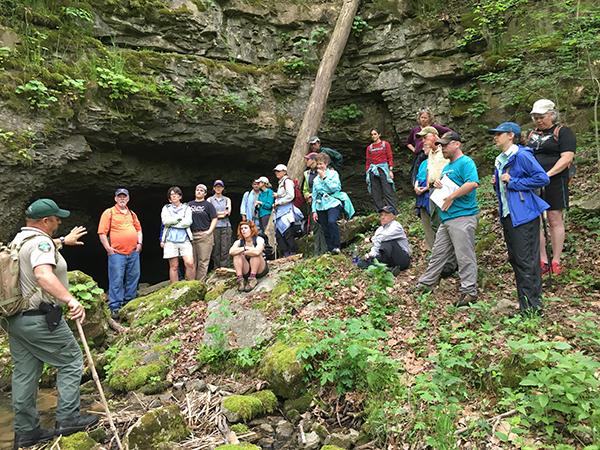 2018 Short Mountain Ecotone Tour a success
