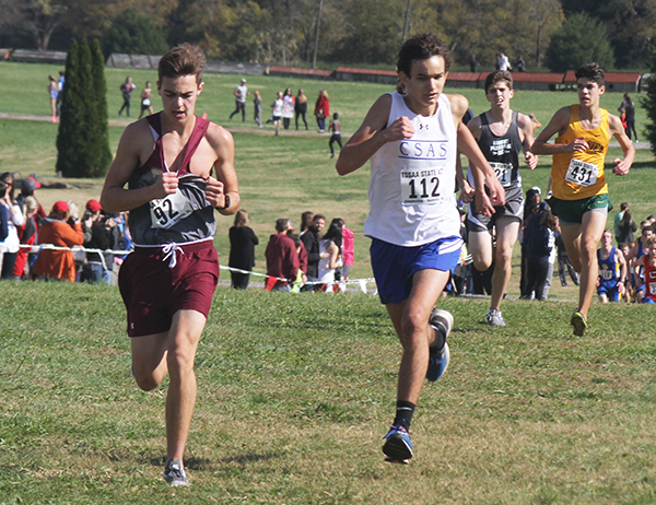Runners compete in State meet