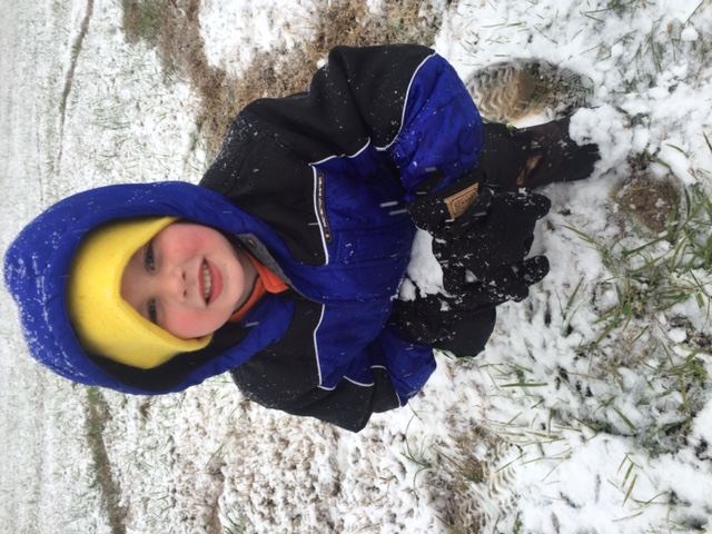 Got snow photos?