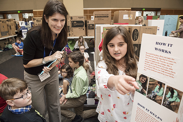 Invention Convention: 'Tennessee grows really smart kids'
