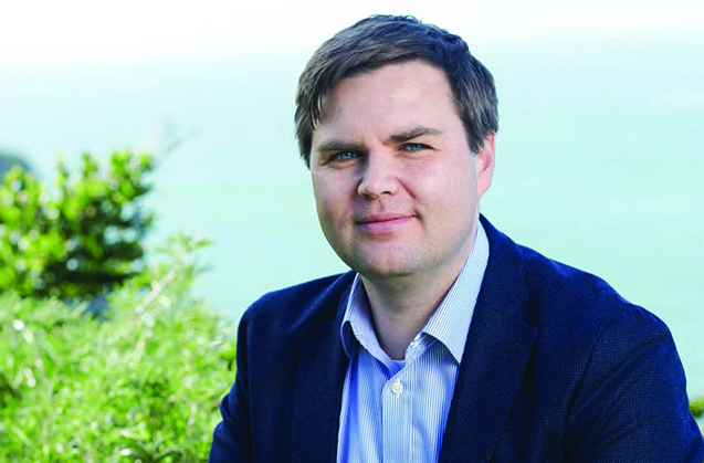 'Hillbilly Elegy' author Vance appears at Aug. 26 MTSU Convocation