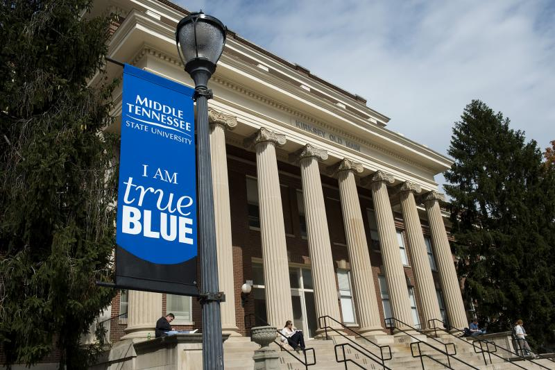 MTSU Leading State's Schools In Enrollment Growth