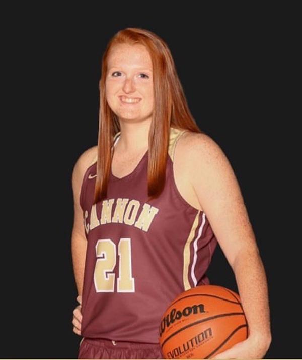 CCHS girls basketball senior Kristen Fann to sign with Bryan College