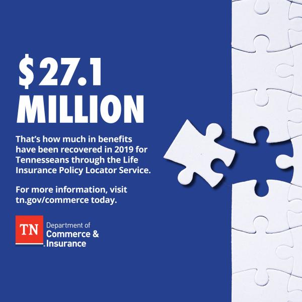 State Locates $31 Million Dollars Of Missing Tennessee Residents Money
