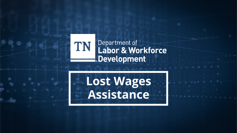 Lost Wages Assistance Grant Approved