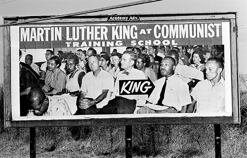 Vinson: Martin Luther King Jr. Day & Grundy County Connection
