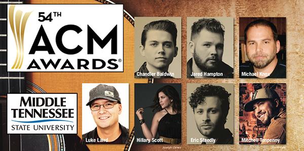 MTSU returns to ACM Awards