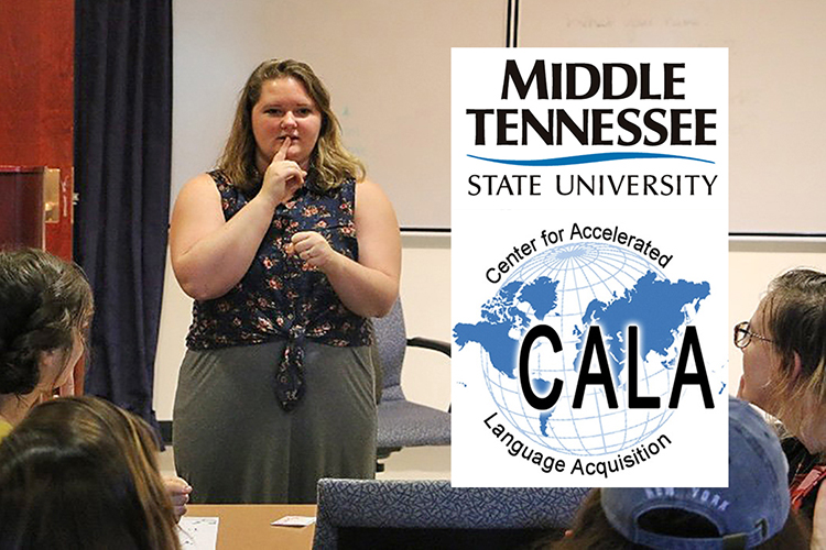 MTSU Offering American Sign Language Course