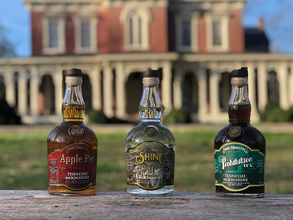 Short Mountain Distillery to take Moonshine in the Mansion
