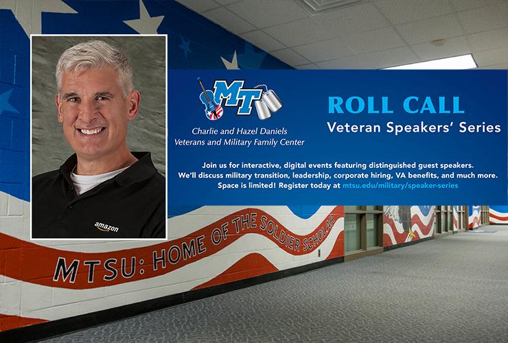 Roll Call Veterans Speaker Series Starts Tuesday