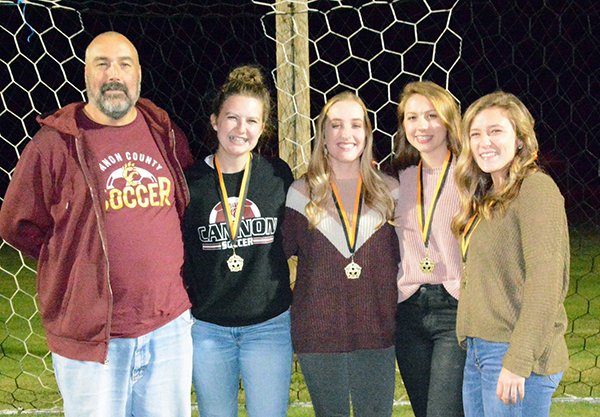 CCHS lands four players on All-District soccer teams