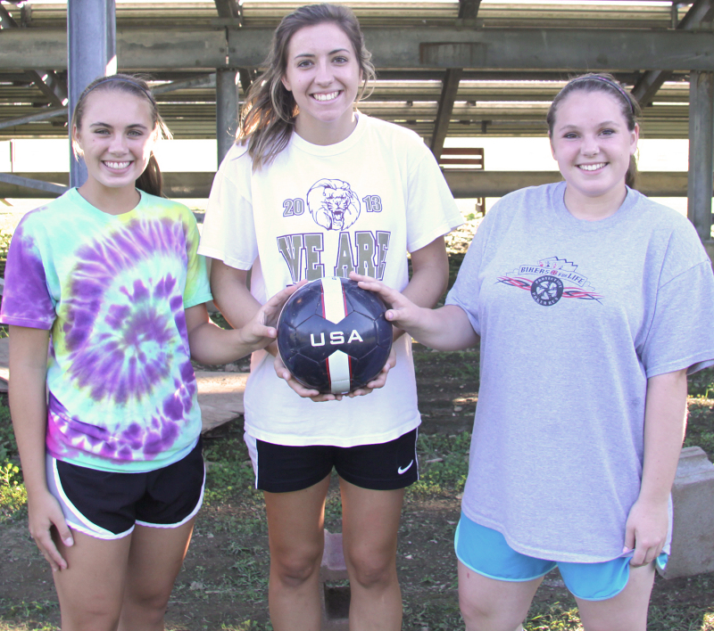 Lionettes soccer squad ups their game