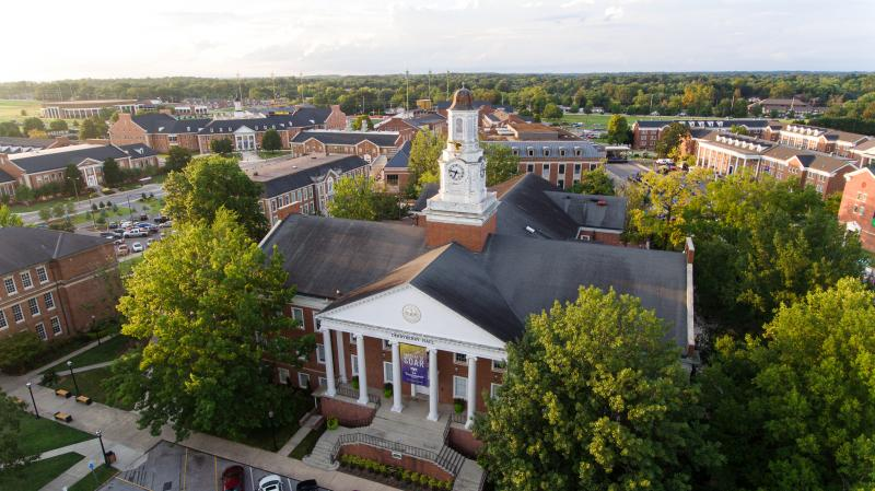 Tech Ranked Top University By SmartAsset