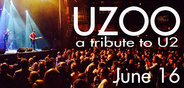 U2 tribute band to perform at Arts Center on Saturday