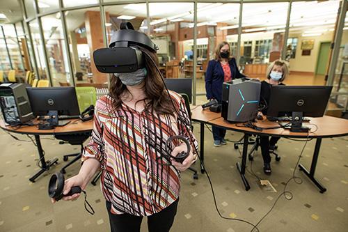 Motlow Adapts Virtual Learning