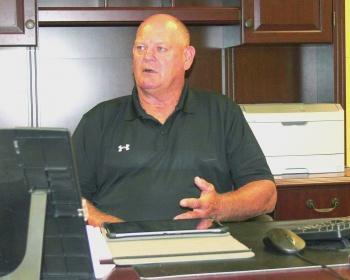 Mike Jones new CCHS principal