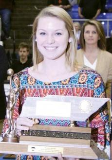 Sissom named Miss Basketball in Class AA