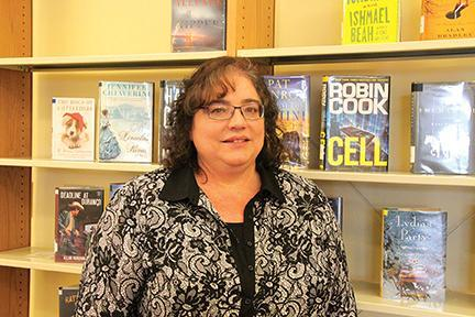 Adams Library ideal for new director