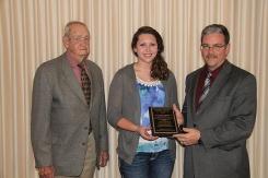 4 Square Award shows Faulkner's hard work