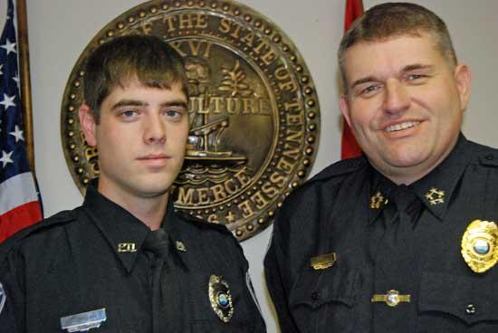 Brown Hired As Full Time Officer By WPD